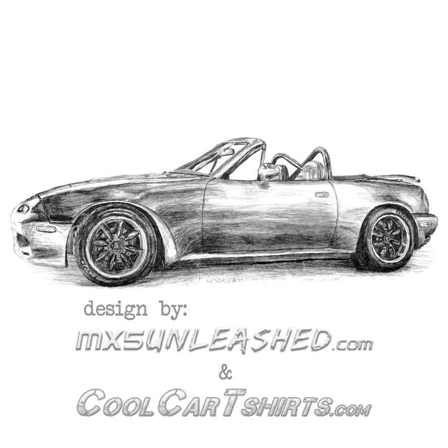 mx-5 unleashed