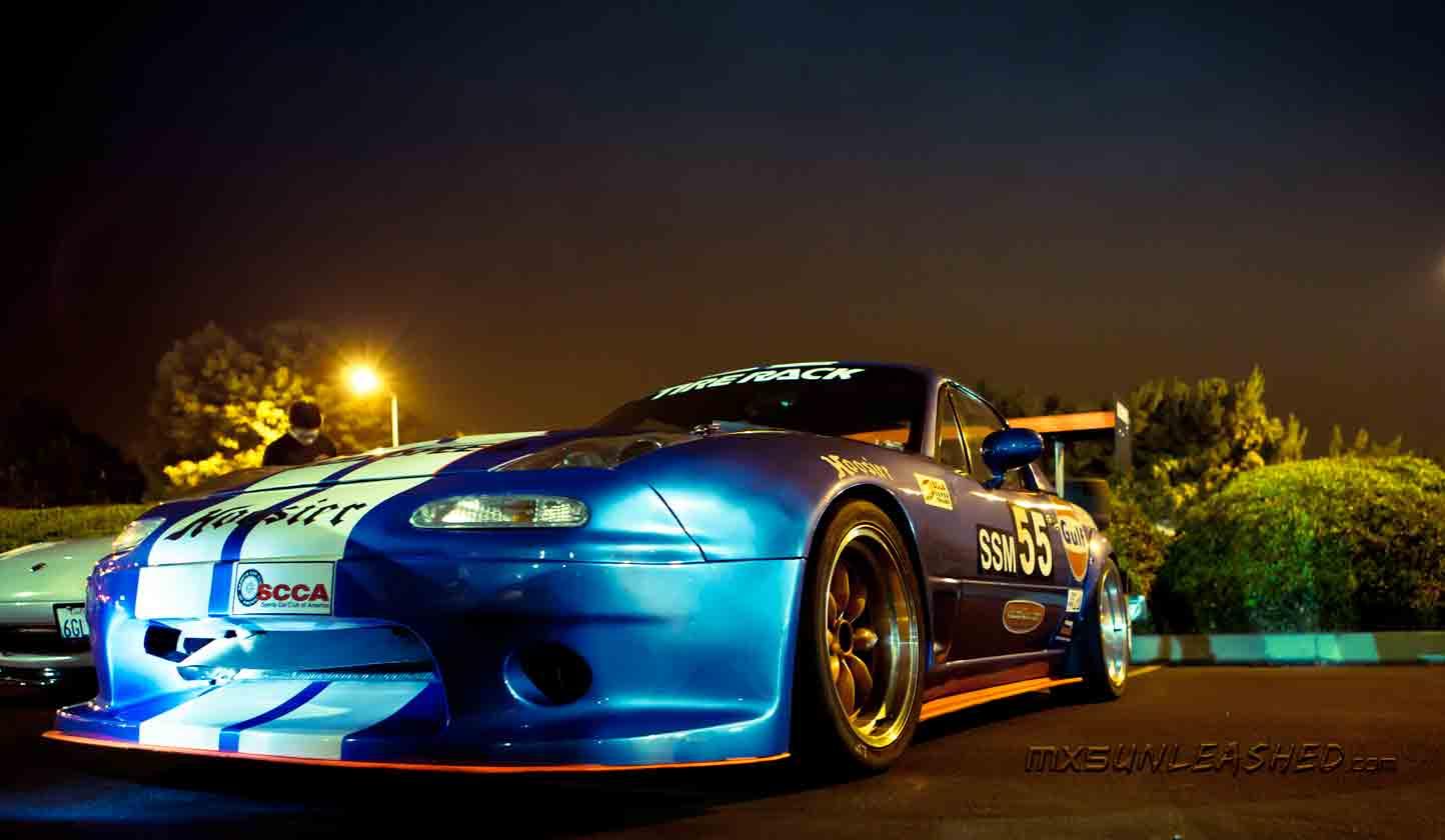 Racing miata